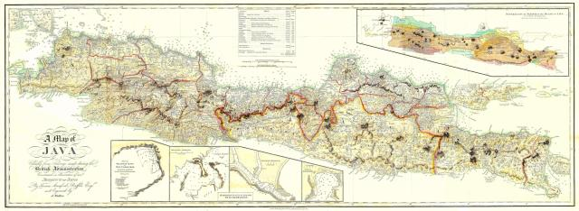 10 - Thomas_Stamford_Raffles_Map_of_Java