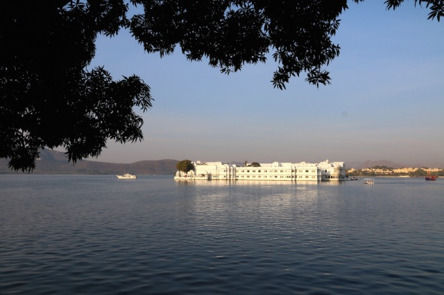 2 - lake and lake palace