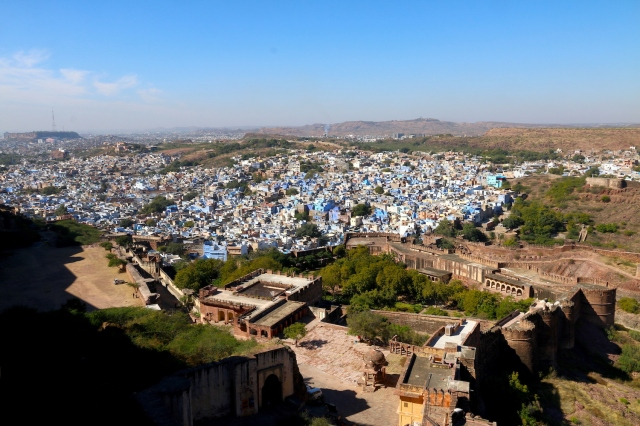 1 - Blue City Jodhpur