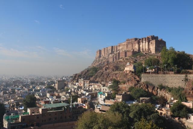 1 - Mehrangarh Fort