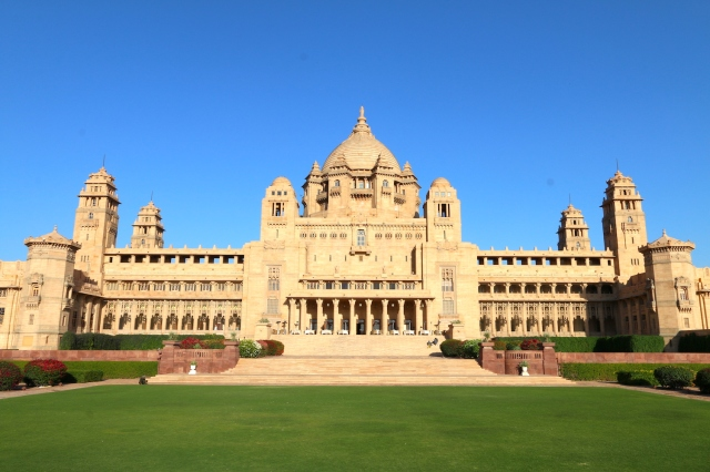 16 - Umaid Bhawan Palace