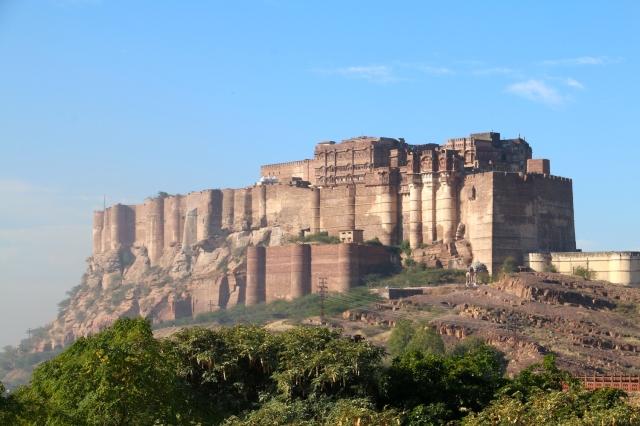 3 - Mehrangarh Fort