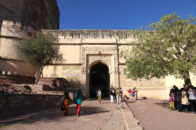 4 - Entrance