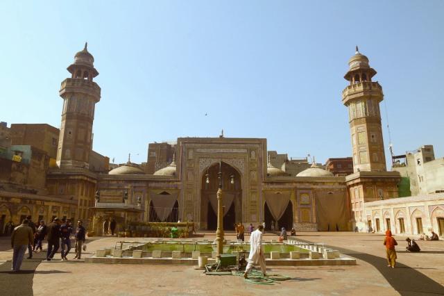 1 - Wazir Khan Mosque