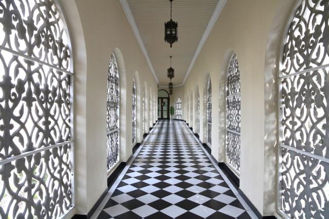 10 - Corridors again