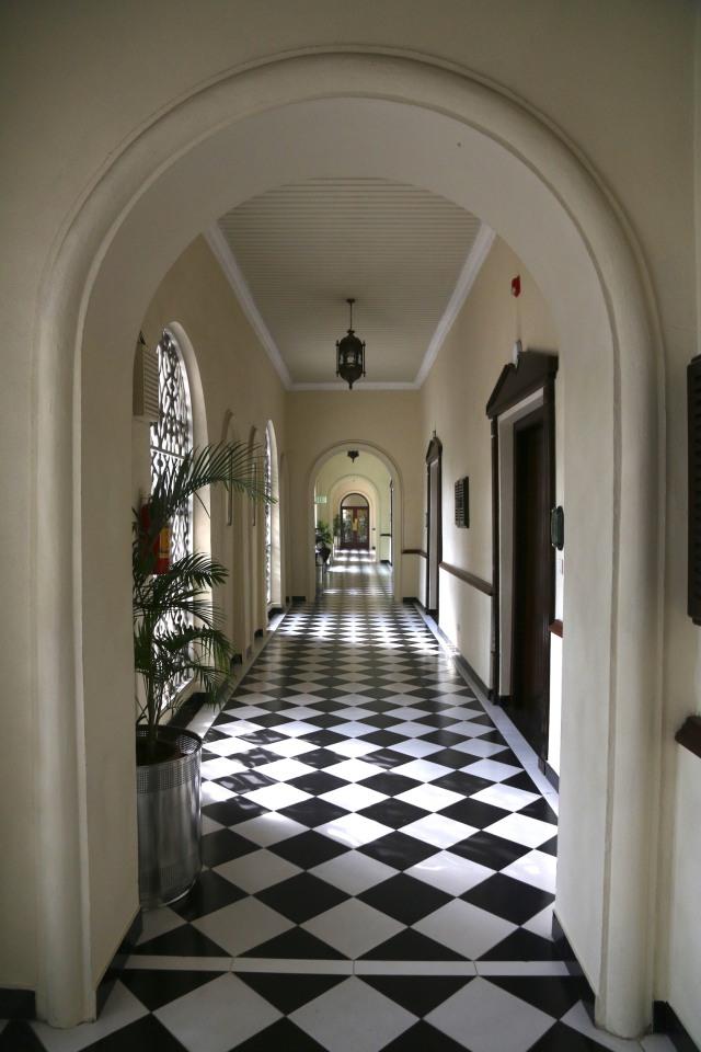 11 - Corridors Again