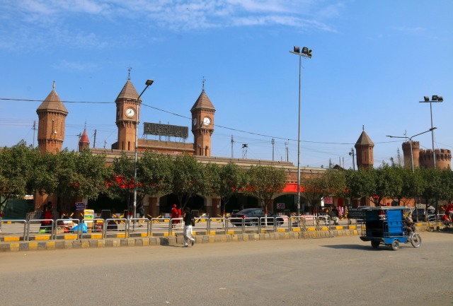 18 - LAhore Station