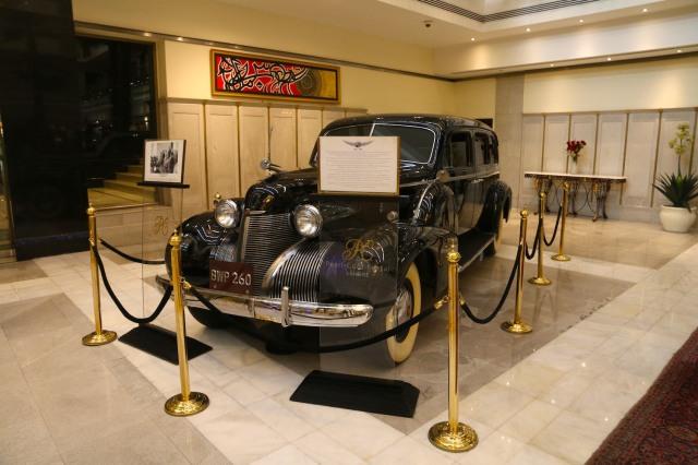 18 - PC Hotel Car