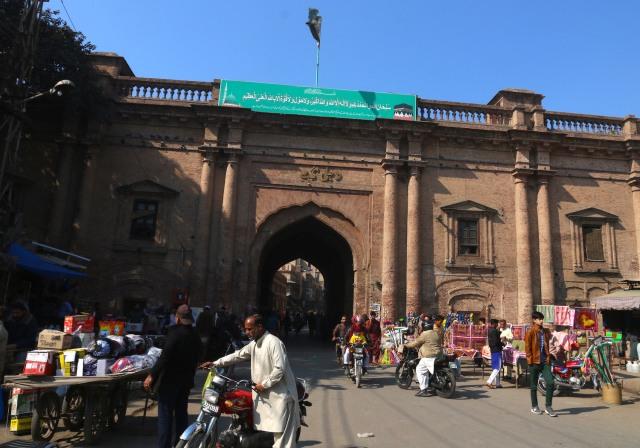 2 - Delhi Gate