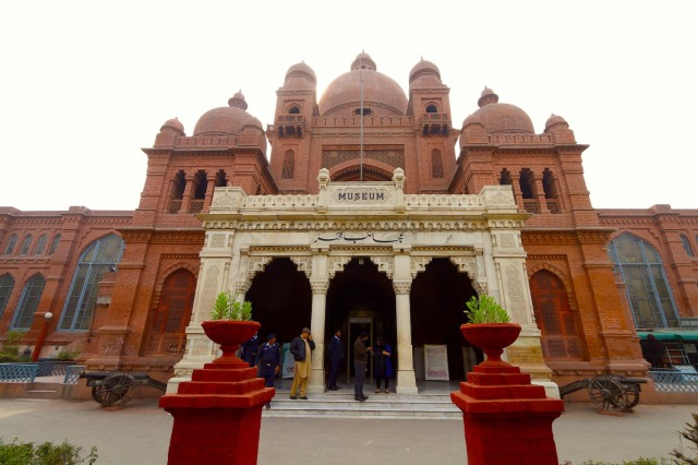 22 - Lahore Museum