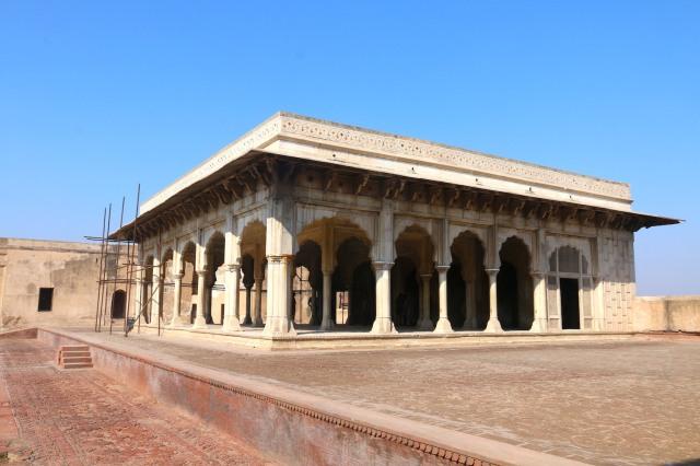 31 - Diwan-i-khas Shah Jahan