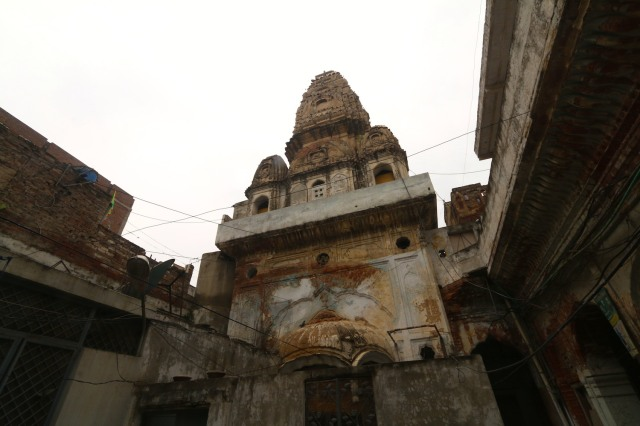 31 - Hindu TEmple Gopuram