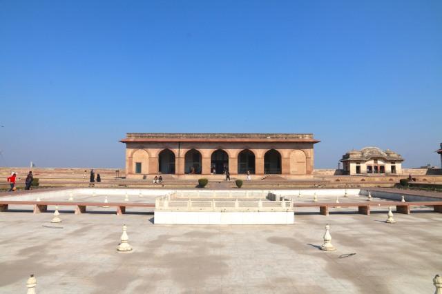 32 - Bari Khwabgarh Jahangir Sleeping Quarters