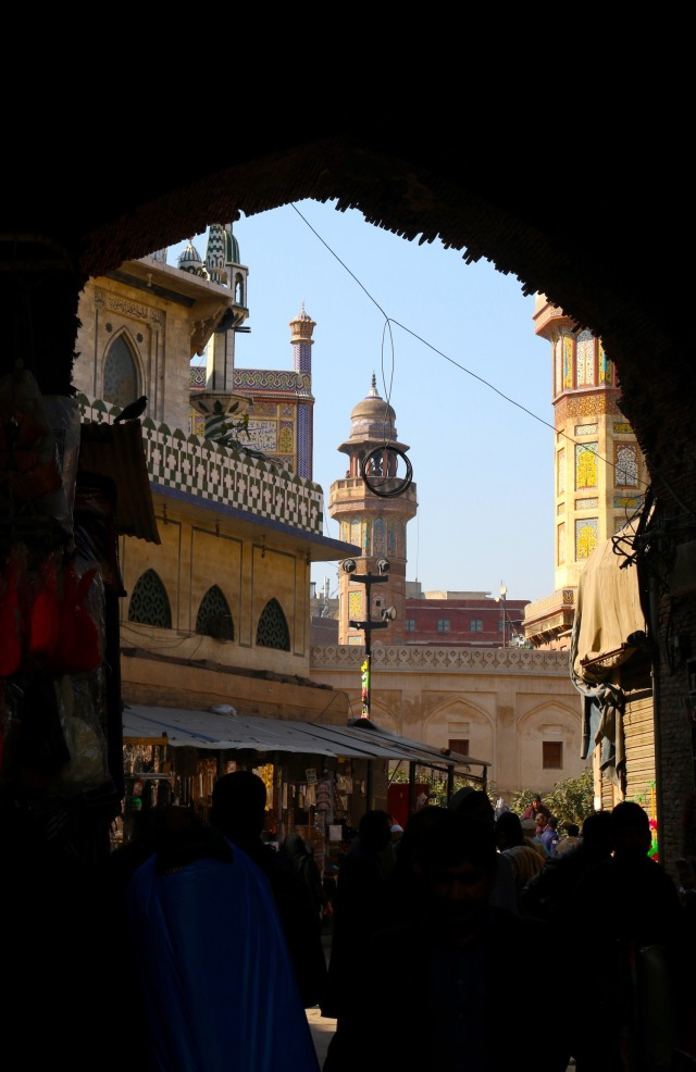 4 - Towards Wazir Khan