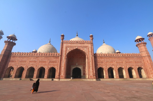 5 - The Mosque
