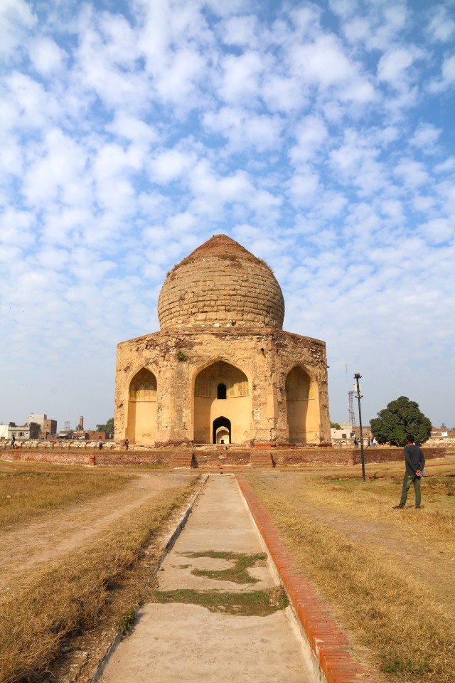 7 - Asif Khan Tomb