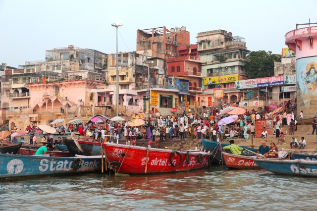 3 - Dashashmewadh Ghat