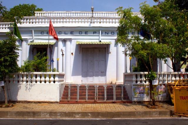 6 - Cercle de Pondicherry 1899