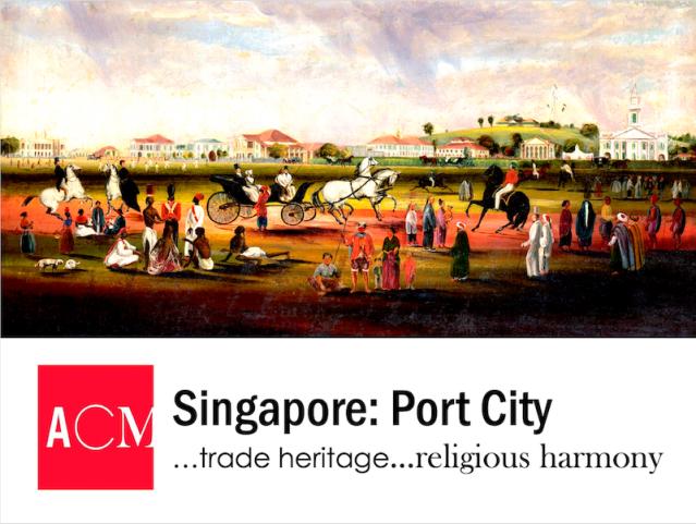 4 - SG Port City