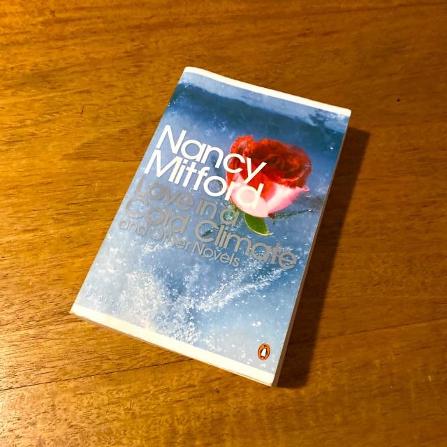 7 - Nancy Mitford