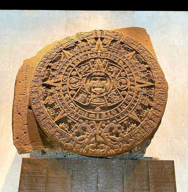12 - Aztec Calendar