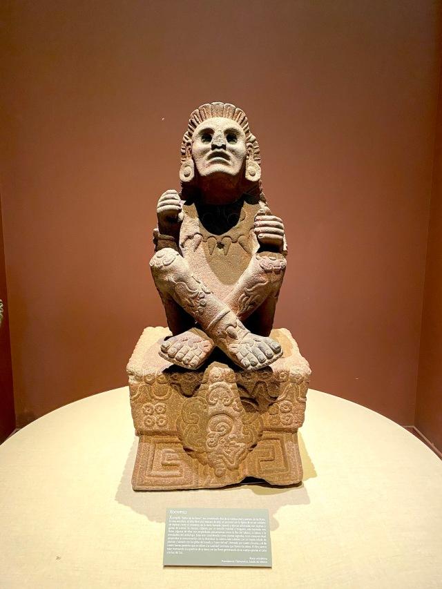 13 - Aztec Gods