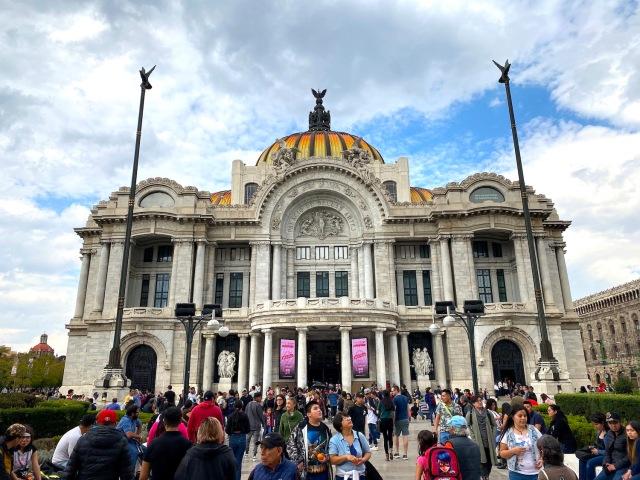 7 - Bellas Artes